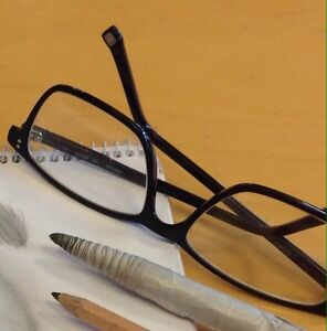 Lost glasses reward will be given for return
