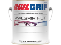 Awlgrip HDT Topcoat (Color: Cloud White, Size: Gallon)