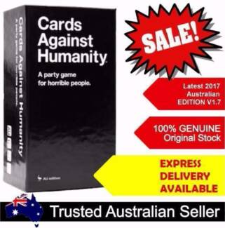 Cards Against Humanity V1.7 Australia AU Edition BASE SET 550 Car