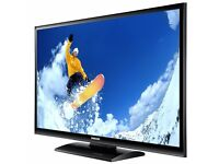 "Samsung 43"" inch TV inch Screen Flat TV HD Ready Television Freeview HDMI USB Media Player not 40 42"