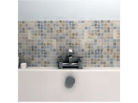 Beautiful Bath Tiles- 4.8x16 pack- Marine 30x30 - Mosque Pattern