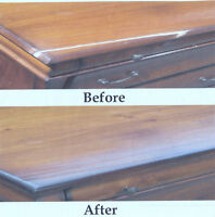 Wood  Restoration  Solutions - Damage Wood Products & Furniture