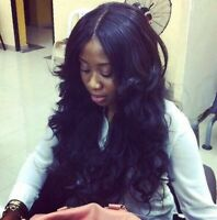 AFFORDABLE HAIR EXTENSIONS AND WEAVES