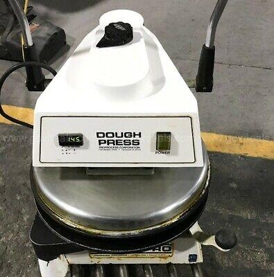 Pizza Dough Press- Doughpro Dp1100