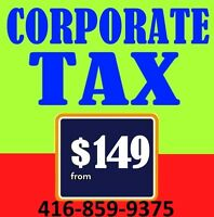 INCOME TAX ($15) & BOOKKEEPING ($99) BY CERTIFIED ACCOUNTANTS