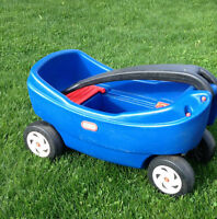 Little Tikes Wagon.