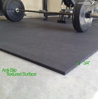 "Stall Mats 6x4x 3/4"" Thick Bundle of 25"
