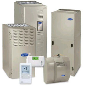 Summer sale on all Heating and Cooling equipment