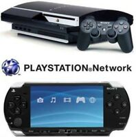Sony Playstation 3 PS3 Repairs (YLOD RLOD Red Light BluRay 1 HR)