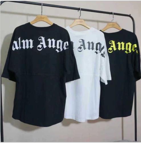 Neu Men Women Palm Neuer Angels Oversize Bat Sleeve Hip hop T-shirt Fashion Top