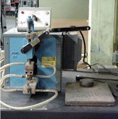 Joyal Model 2.2 Kvadk Resistance Spot Welder