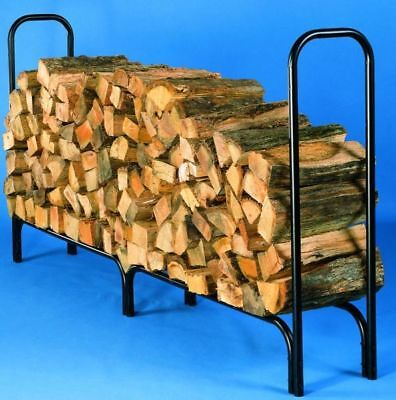 Face Cord Firewood - GPM Heavy Duty Full Face Cord Steel Firewood Storage Rack  GPM-LR48