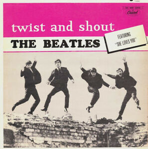 the beatles twist and shout 6000 series