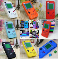 GameBoy Desgin Soft Silicone Case Cover iPhone 5/5S