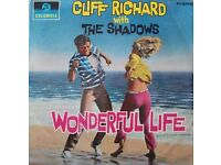 Cliff Richard Wonderful Life vinyl album