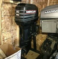 1998 50hp Mercury Outboard Motor