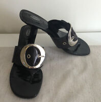 Size 8 - Dr. Scholl's Leather Heels
