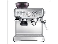 BRAND NEW Sage Barista Express with built-in grinder