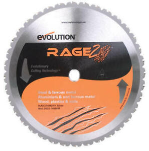 Evolution Rage 355 14