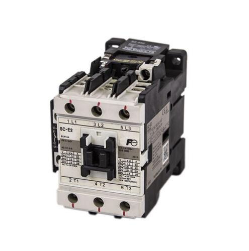 FUJI ELECTRIC FA SC-E2 SE41AA SZ-AS1 SZ-Z32 magnetic contactor SC-E