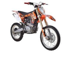 250cc dirt bike swaps or sale