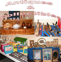 Antiques & Collectibles - Northgate Shopping Centre