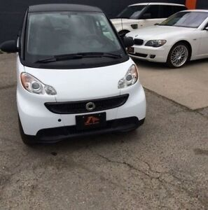 2013 Smart fortwo Pure  VERY CLEAN UNIT/ ACCIDENT FREE/6MTH WARR