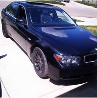 BMW 745i! Ready for the summer !