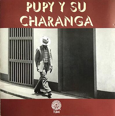 Pupy Y Su Charanga – Pupy Y Su Charanga CD (Tumi Cuban, 1993)