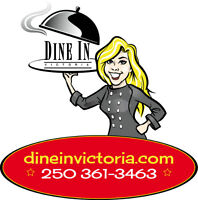 Dine in Victoria Needs Drivers!