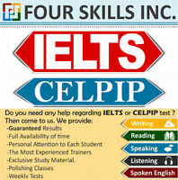 IELTS School in Edmonton: Four Skills Inc.
