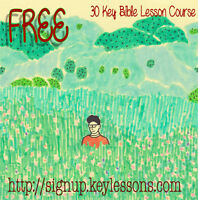 FREE 30 Key Bible Lessons by Email