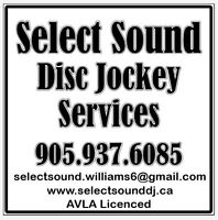 SELECT SOUND DJ ENTERTAINMENT