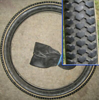 Fat 20 X 2.125 bike tire with tube