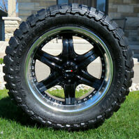 Toyo Open Country M/T on MKW Rim (one only)
