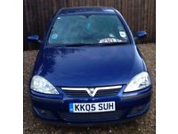 Vauxhall Corsa 1.3 Cdti Sxi 5 Door 103k Spares or Repair as Trade in breaking maybe