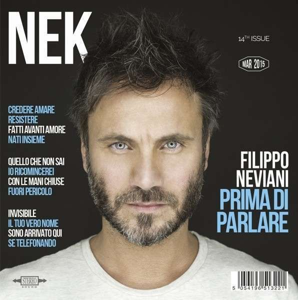 Nek - Prima Di Parlare CD WM ITALY