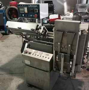 Urania 3500P Pouch Pro w/ Rotary Band Heat Sealer West Island Greater Montréal image 1