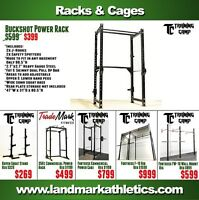 Training Camp Buckshot Power Rack