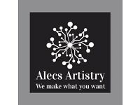 Alecs Artistry: Custom Art, Personalised, Portraits, Family, Friends, Pets, Actors, Art For Sale