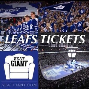 MAPLE LEAFS TICKETS FROM $58!!! London Ontario image 1