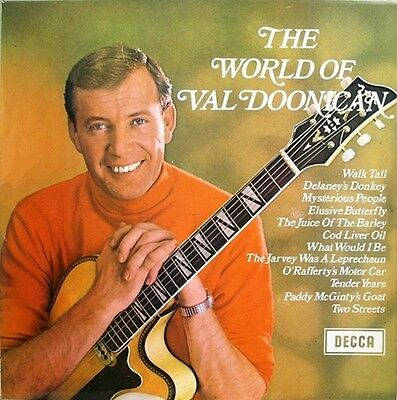 Val Doonican  ‎– The World Of Val Doonican