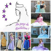 Fête d'enfants -Thématique Princesses