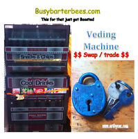 Pop and chips Vending Machine