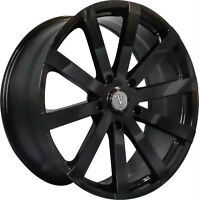 20inch black custom wheels with tires!! Model#V12. sts, mkz