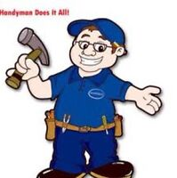 Handyman - Free Quotes - 15 years experience