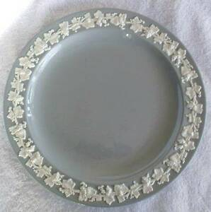 Wedgwood Grey & White 10 inch Dinner Plate JG1 Blacktown Area Preview