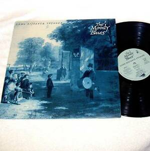 Art Rock - The Moody Blues Long Distance Voyager Vinyl '81 JG1 Eastern Creek Blacktown Area Preview
