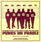 cd - The Uncurbed - Punks On Parole