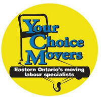 Your Choice Movers. The little company that cares.